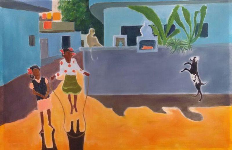 Haitianische Bilder