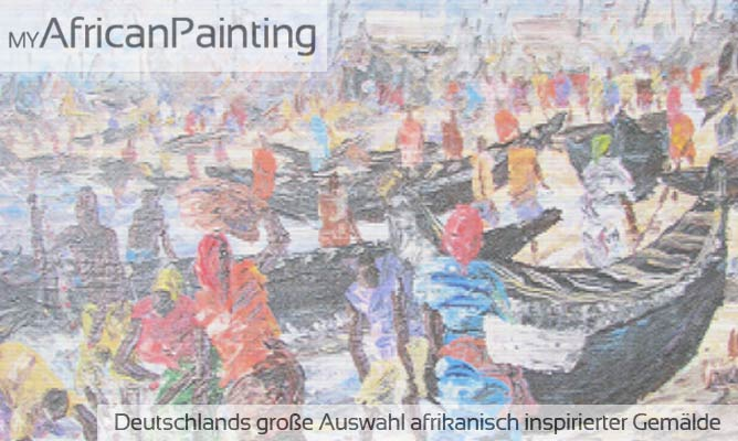 Welcome to myAfricanPainting
