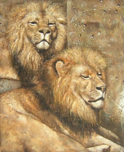 Lion Kings - Cecil and his Friends
