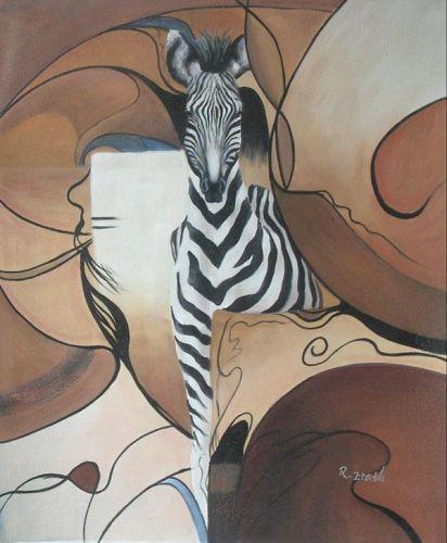 Zebra Disguised
