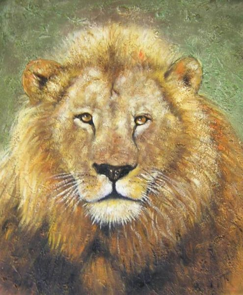 Lion King Cecil