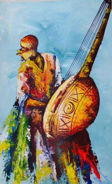 Singing the Ghanaian Blues, , BRAIN 2012