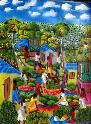De fertilité et de couleur, Alaby, 2004 (Hochformat)