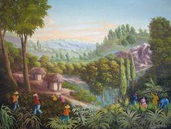 Ayisyen tè fètil - Charles DuFranc