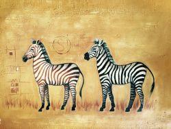 Graceful Zebras