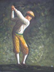 Golf Vintage Driver