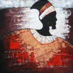 Woman in Boubou I