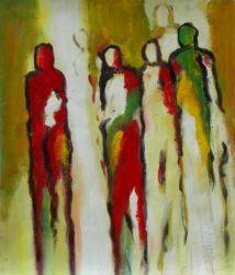 Men Shadowlined