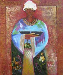 Prayer Lady